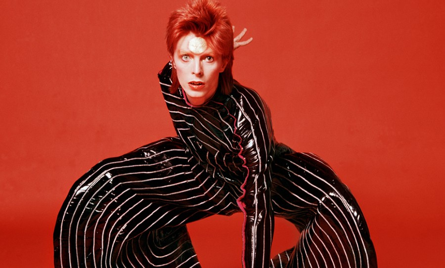The Iconic Performance by David Bowie