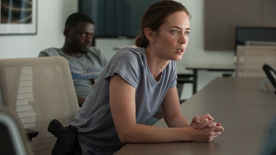 Sicario Analysis: A Land of Wolves - Sculpting In Frames