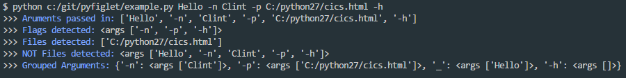 Building Beautiful Command Line Interfaces with Python