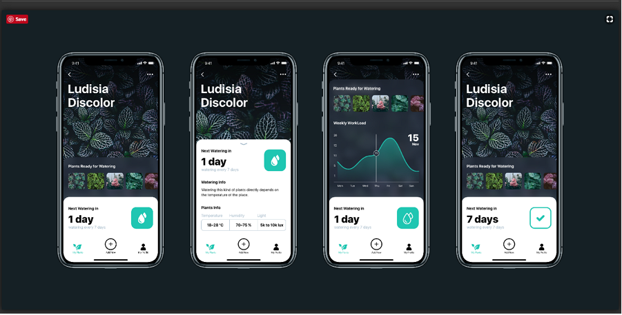 10 Latest Mobile App Interface Designs For Your Inspiration By Mockplus Mockplus Medium