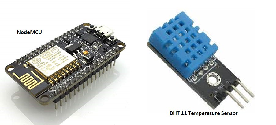 Real Time Data Transfer for IoT with MQTT , Android and NodeMCU