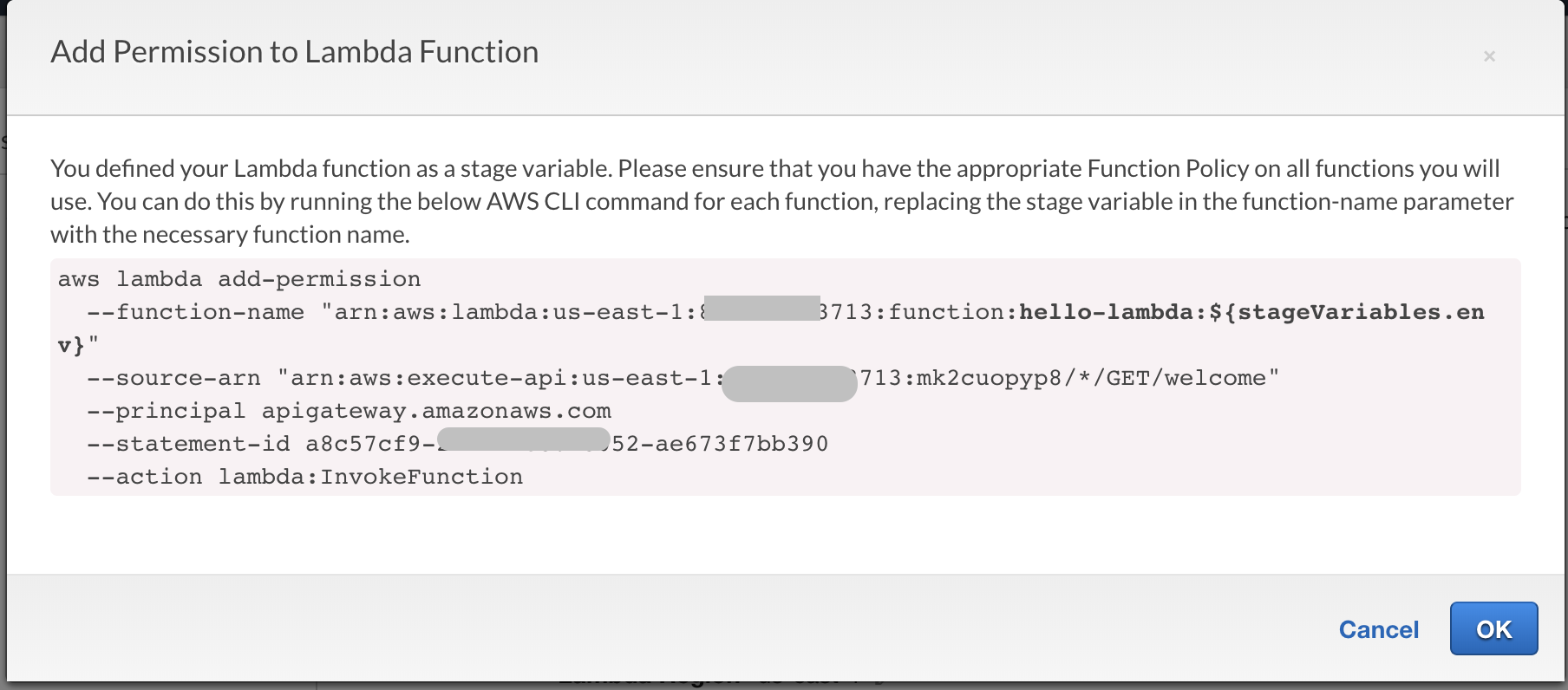Managing In-Production AWS Lambda Functions with API Gateway