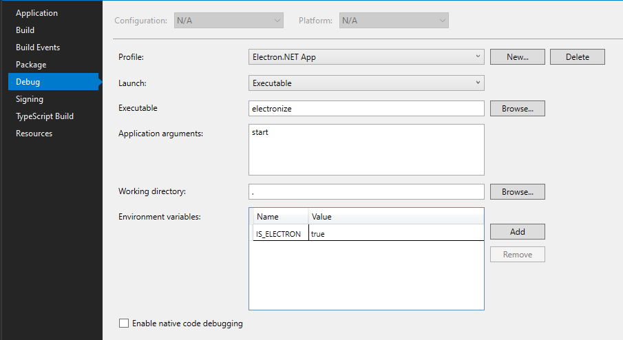 Bringing your Blazor apps to the Desktop with ElectronNET Blazor