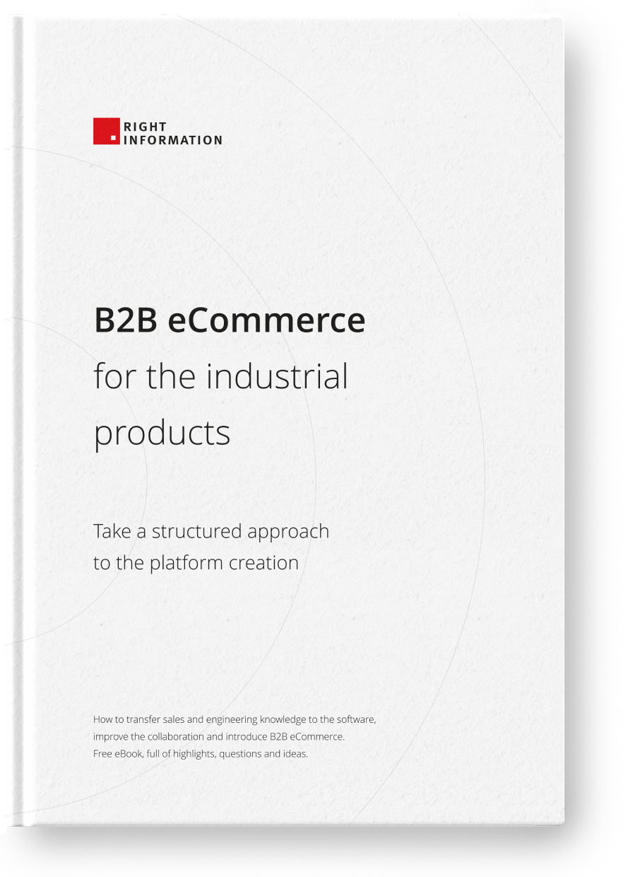 B2B eCommerce guide for the industrial products