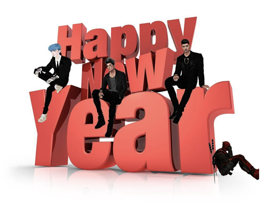 Behind the Avatar: New Year's Resolutions - IMVU Official