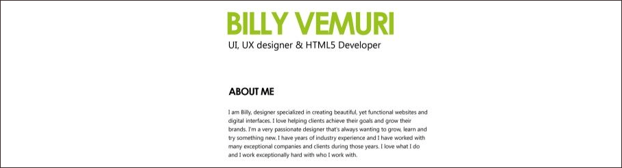 5 Secrets To Design An Excellent Ux Designer Resume And Get Hired By Amy Smith Prototypr