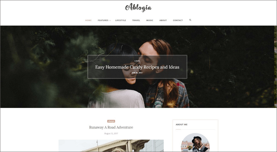 25 Best Free Personal Website Templates And Resources By Amy Smith Prototypr