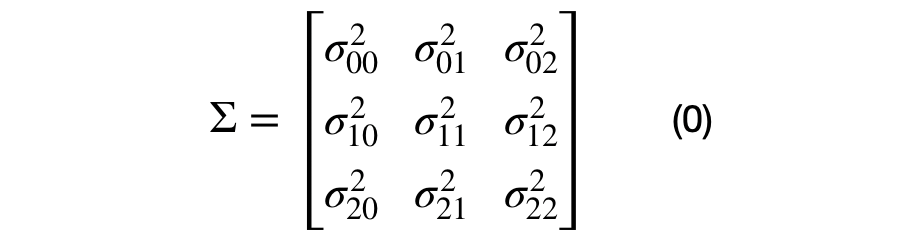 Create Transformed, N-Dimensional Polygons with Covariance