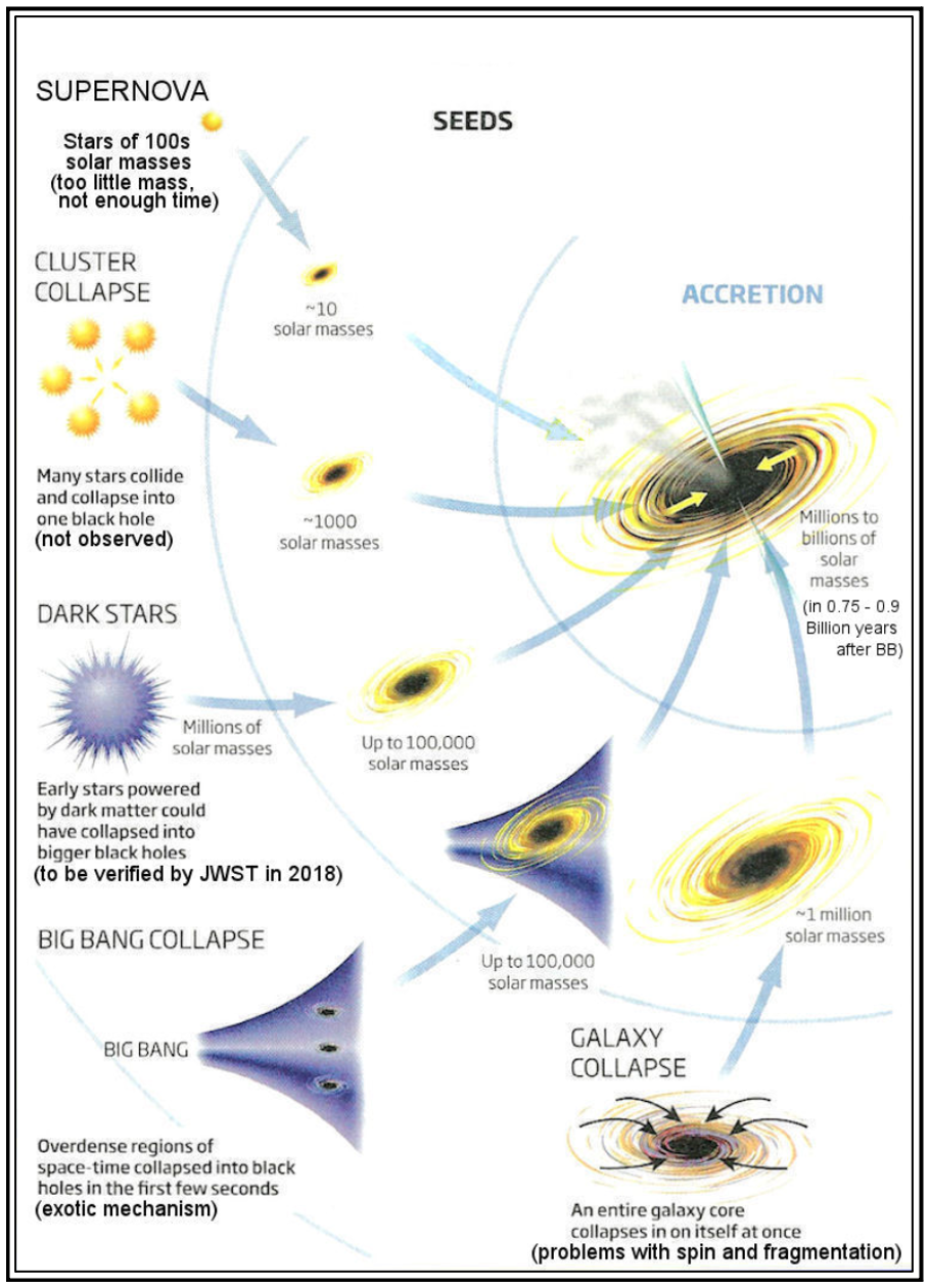 How do intermediate-mass black hole seeds contribute to the existence of supermassive black holes in the early Universe?