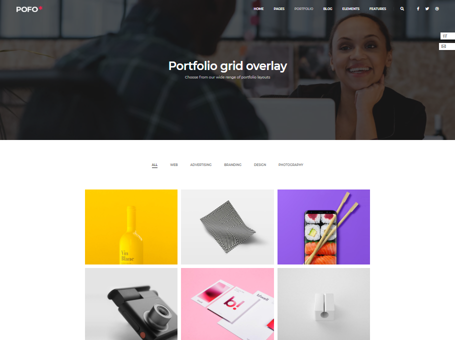 20 Bootstrap Portfolio Templates Perfect For Your Website