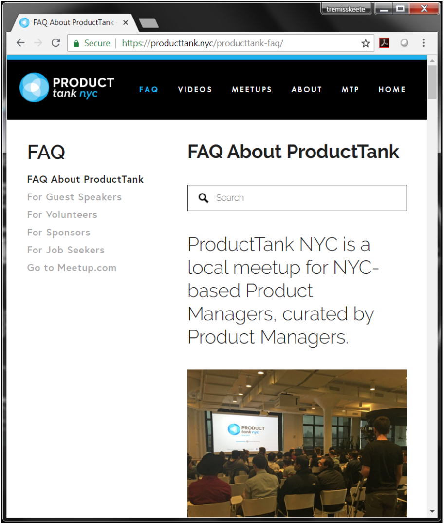 How We Designed A Microsite for New York City's Best Product