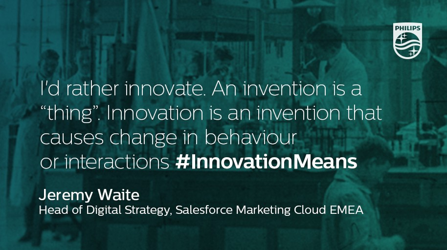 Innovation is everywhere — but what does it mean? - Philips