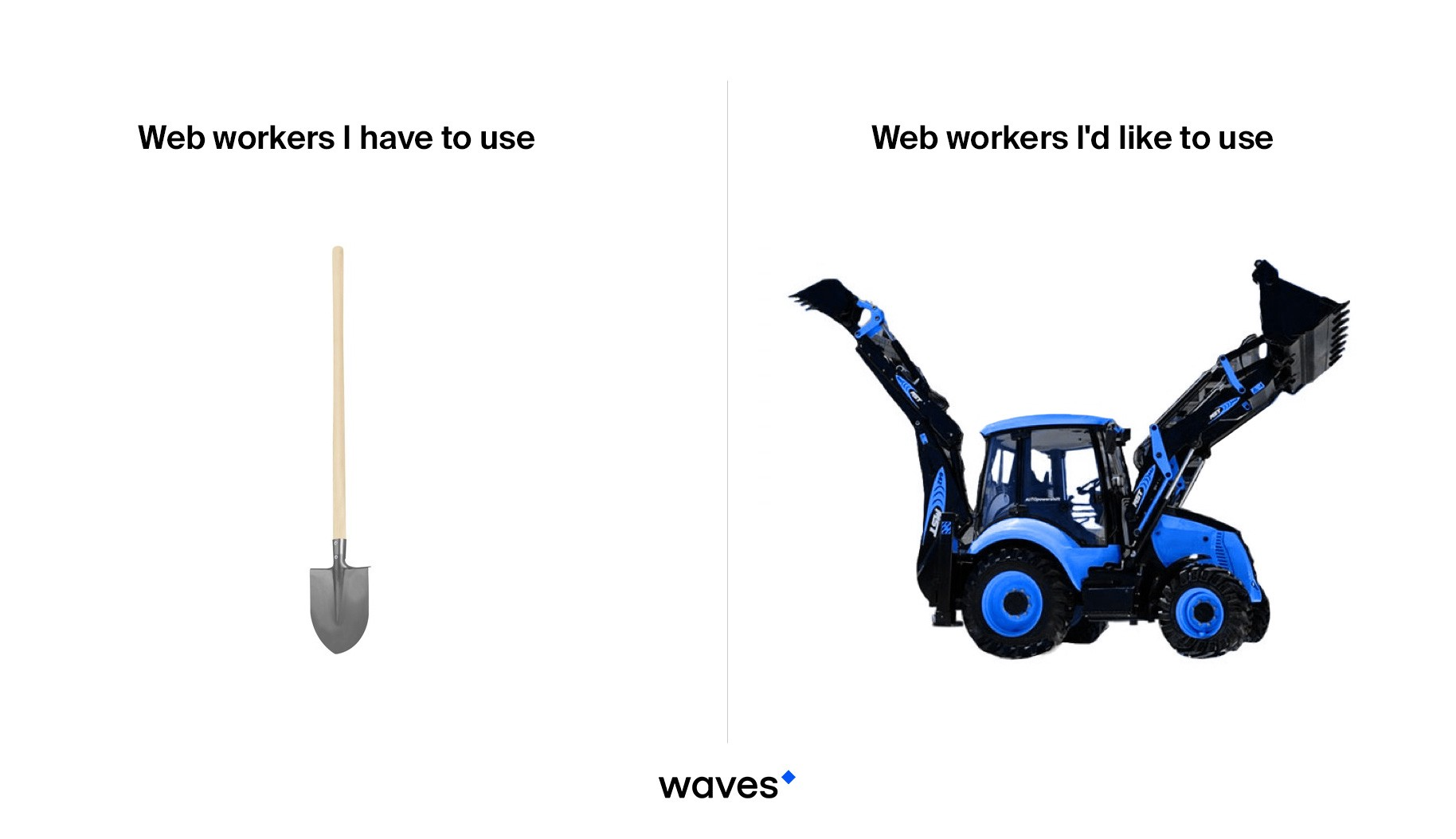 Web Worker easier than you thought