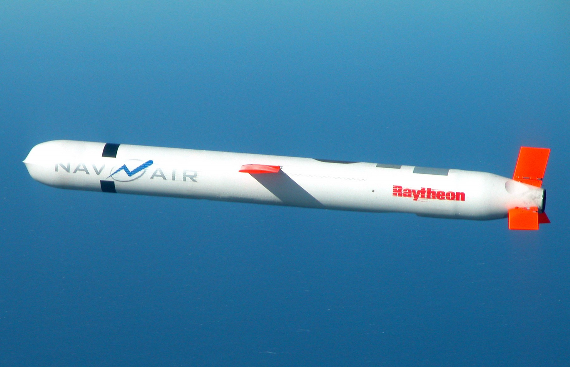The Tomahawk Cruise Missile —Cost: $832,000 per missile. What a racket.