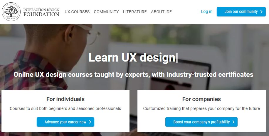 Top 10 Online Platforms To Learn Ui Ux Design By Rikke Friis Dam Ux Planet