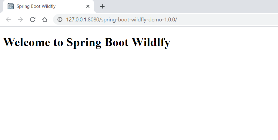 How to Deploy Spring Boot Application