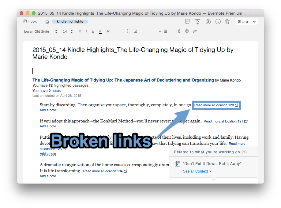 The 3 Best Ways to Send Kindle Highlights to Evernote