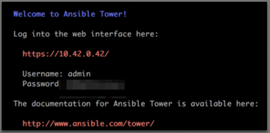 Let the Ansible tower play it for you - m miglani - Medium