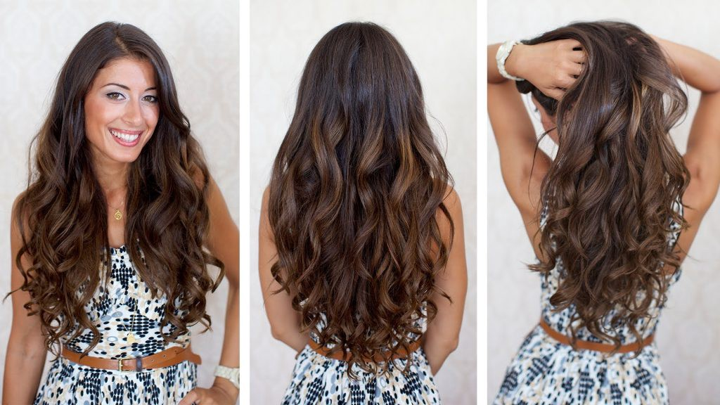 Top 5 Best Ways To Curl Long Hairstyles For Black Hair