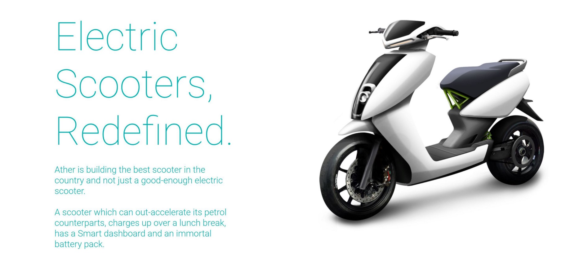 India's First Truly Smart Electric Scooter - startupsutras