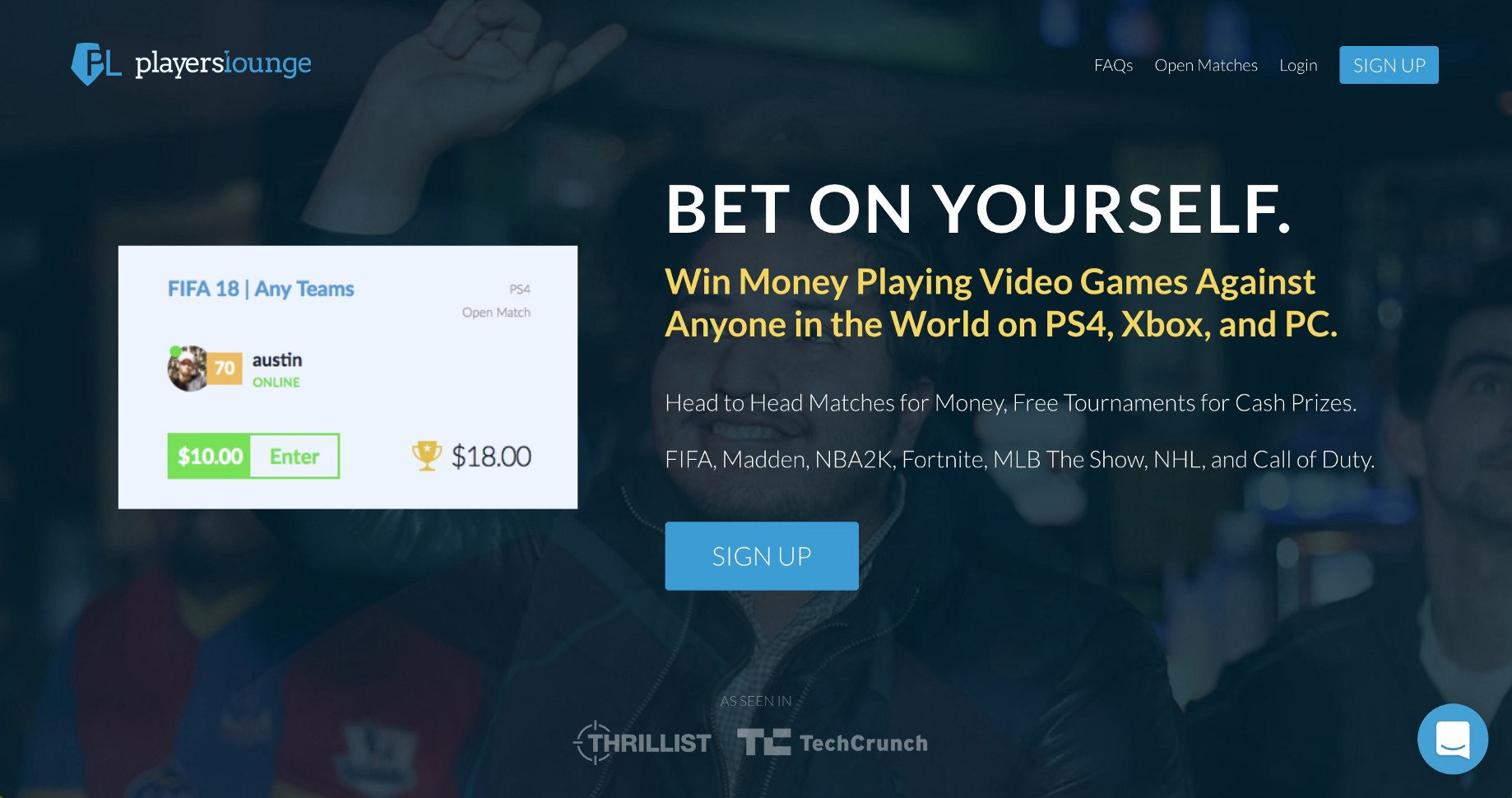 Player's Lounge: The Best Way to Play Video Games for Money