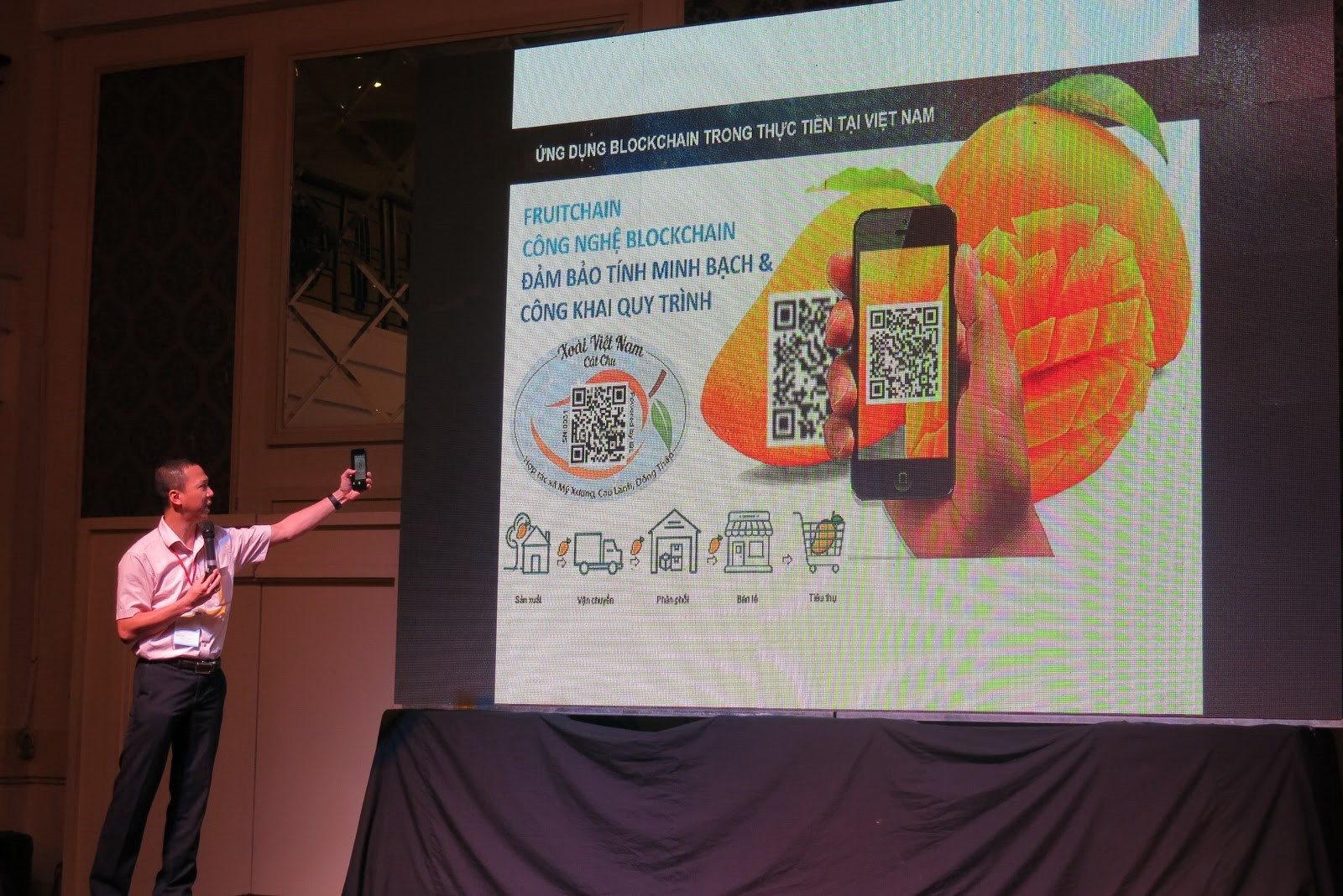 IBL Presents Blockchain-Based Revolutionary Traceability Solution at