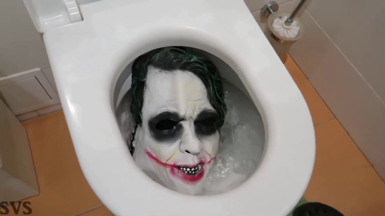 Spiderman Vs Joker In Real Life Funny On The Toilet W Superhero Funny Youtube By Jason Hiep Medium