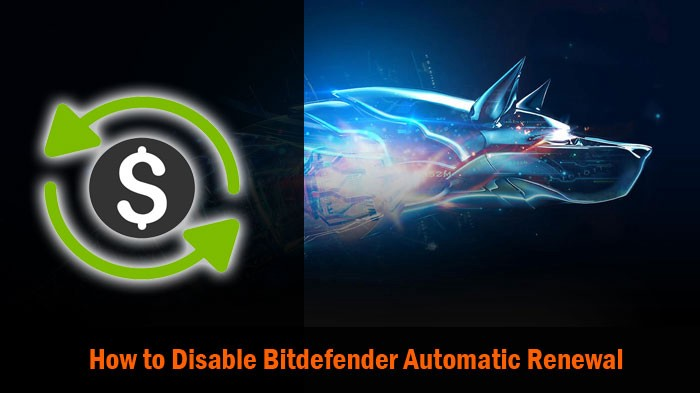 How to Disable Bitdefender 2016 Automatic Renewal - Barry