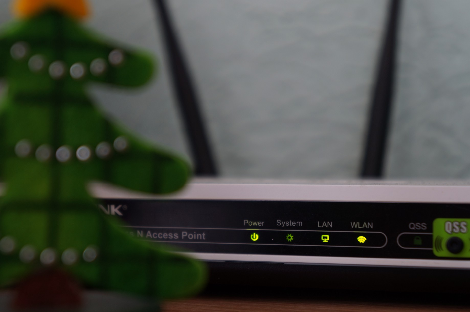 I installed Ubiquiti Unifi Access Points at home, and they saved my