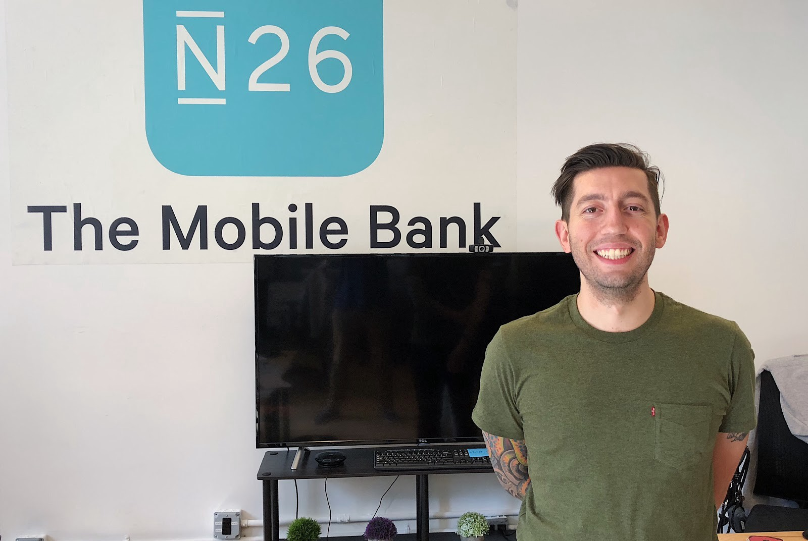 Interview with Fotios Hatzis, Senior Software Engineer at N26 in NYC