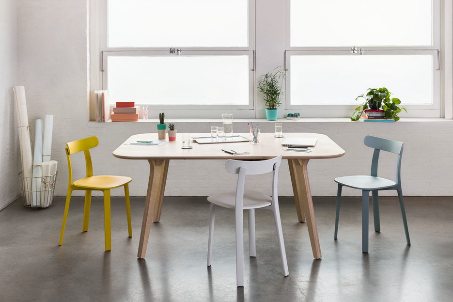 New Design: The Canteen Table - Opendesk - Medium