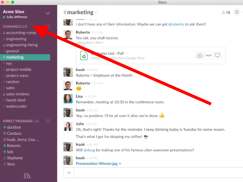 Battle of the chat apps: How Slack, Facebook Workplace and Microsoft