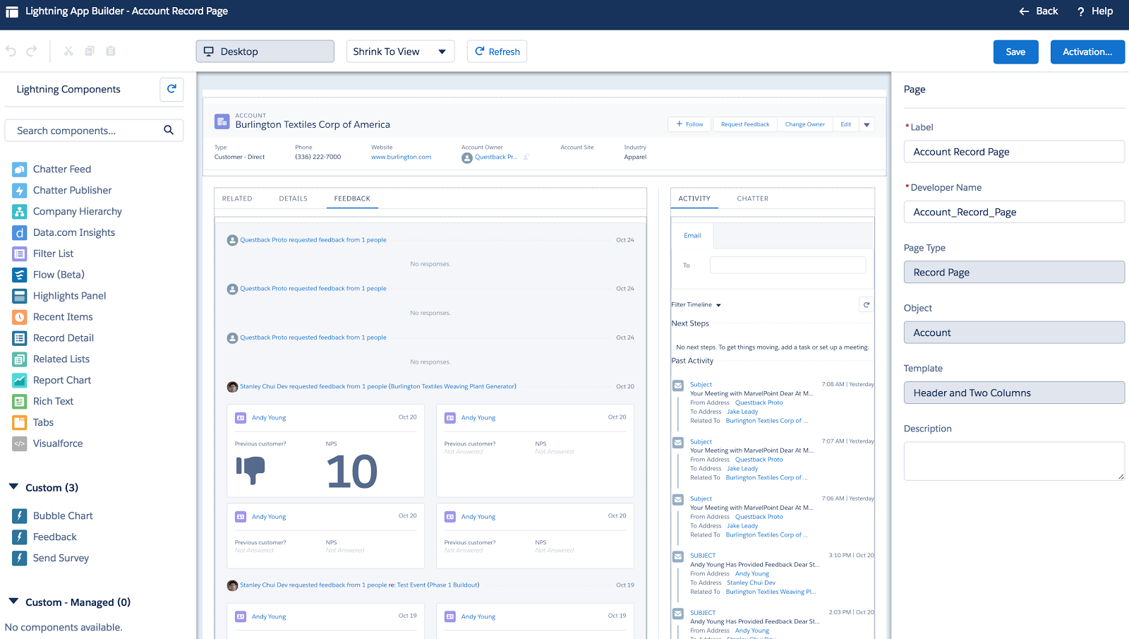 Getting Started with Salesforce Lightning Development