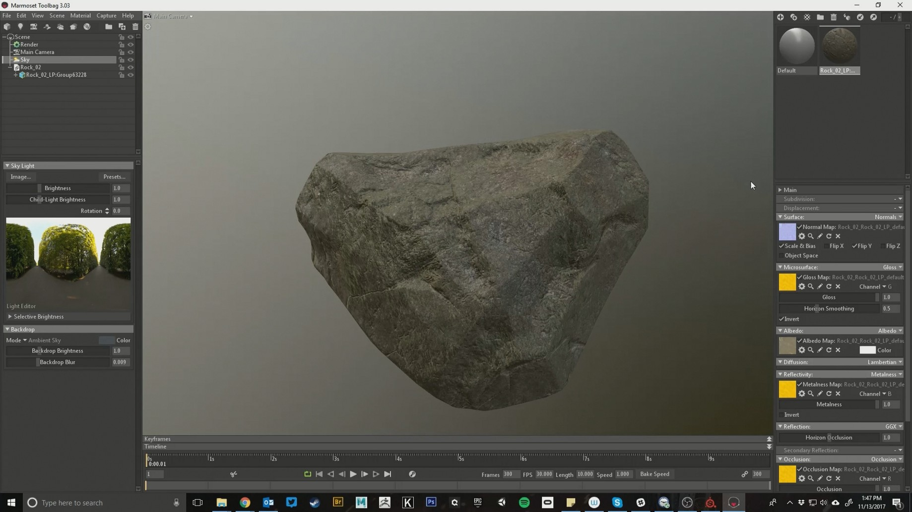 Tutorial: Using A Gametextures Material In Your Substance Painter