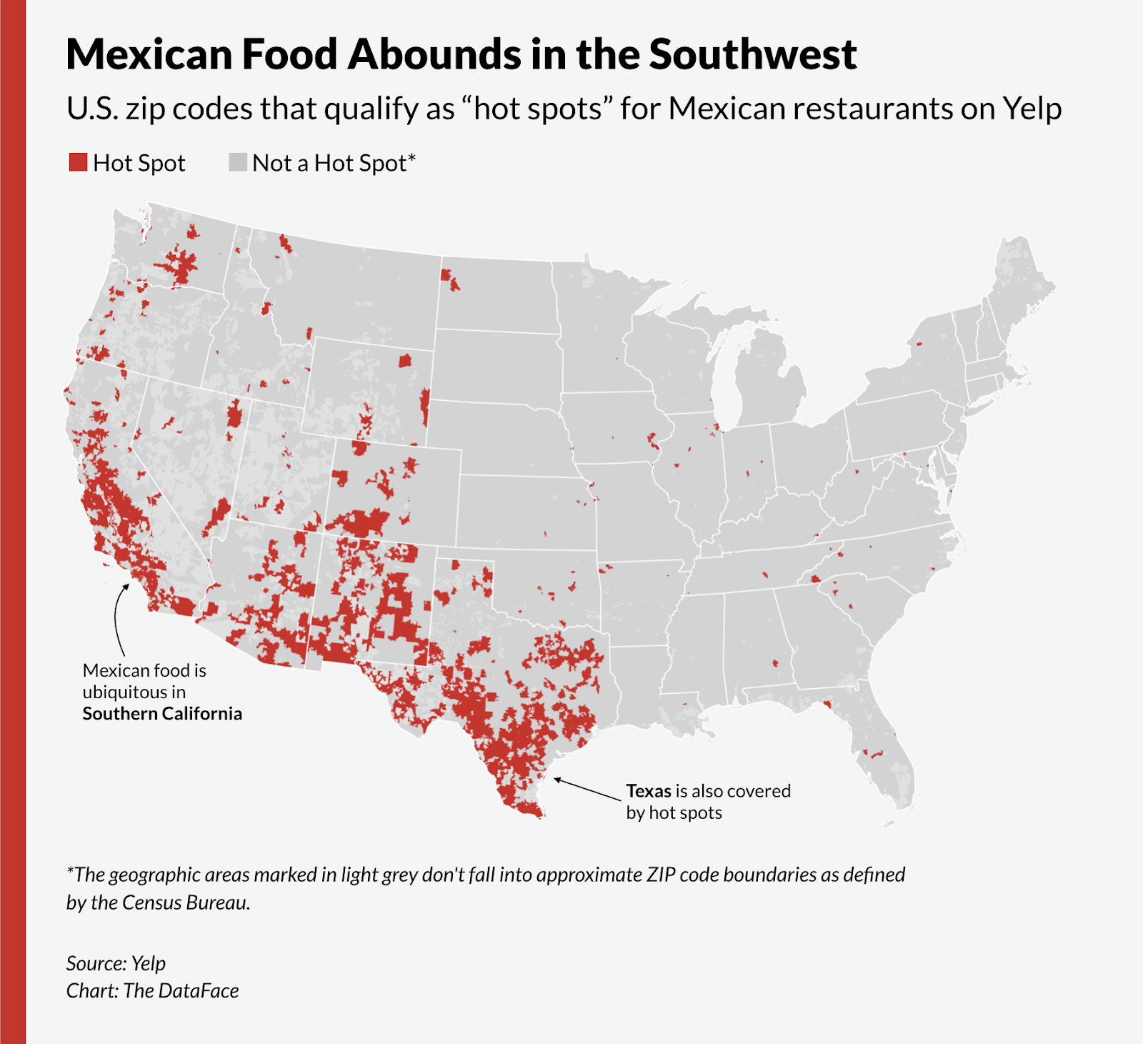 What's Hot Where, From Mexican Food to Snow Removal on area code map midwest, county map midwest, elevation map midwest, usa map midwest, city map midwest, region map midwest, state map midwest, zip codes by city name, zip codes map by town and country, time zone map midwest,