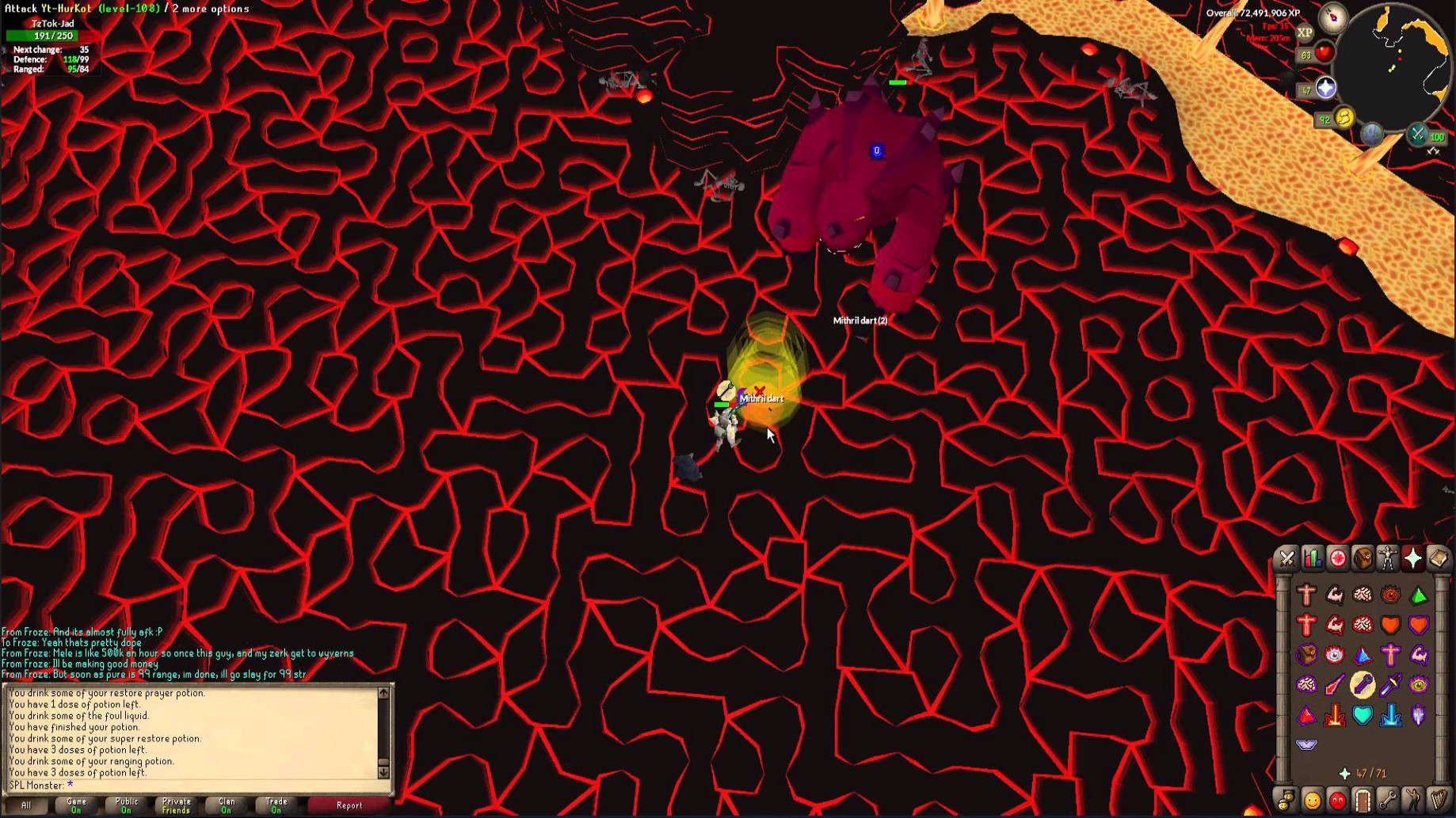 Where To Buy Runescape 2007 Gold for TzHaar Fight Cave