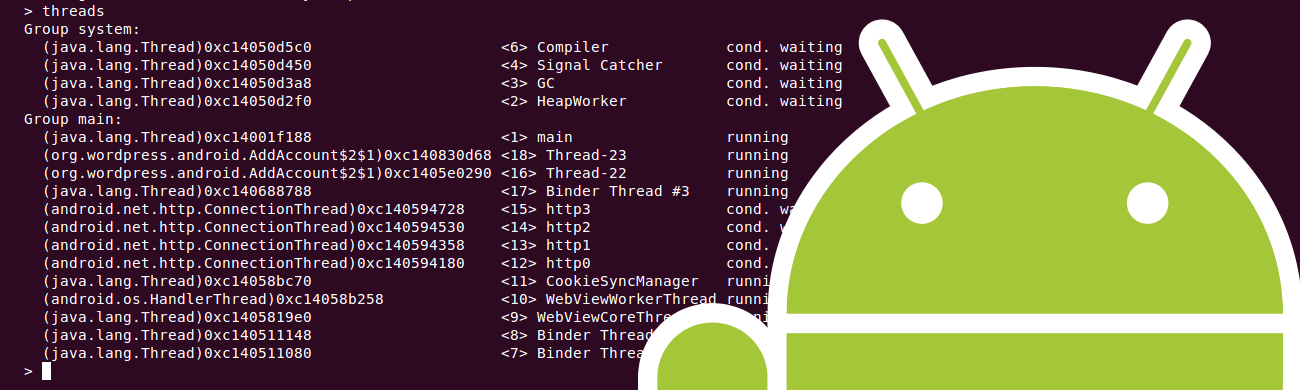 Debugging Android devices on Linux - Pixplicity - Medium