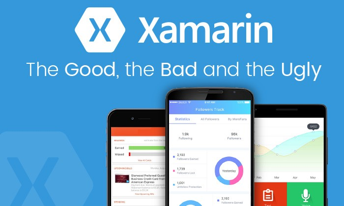 Xamarin- The Good, The Bad and The Ugly - Azilen Technologies - Medium