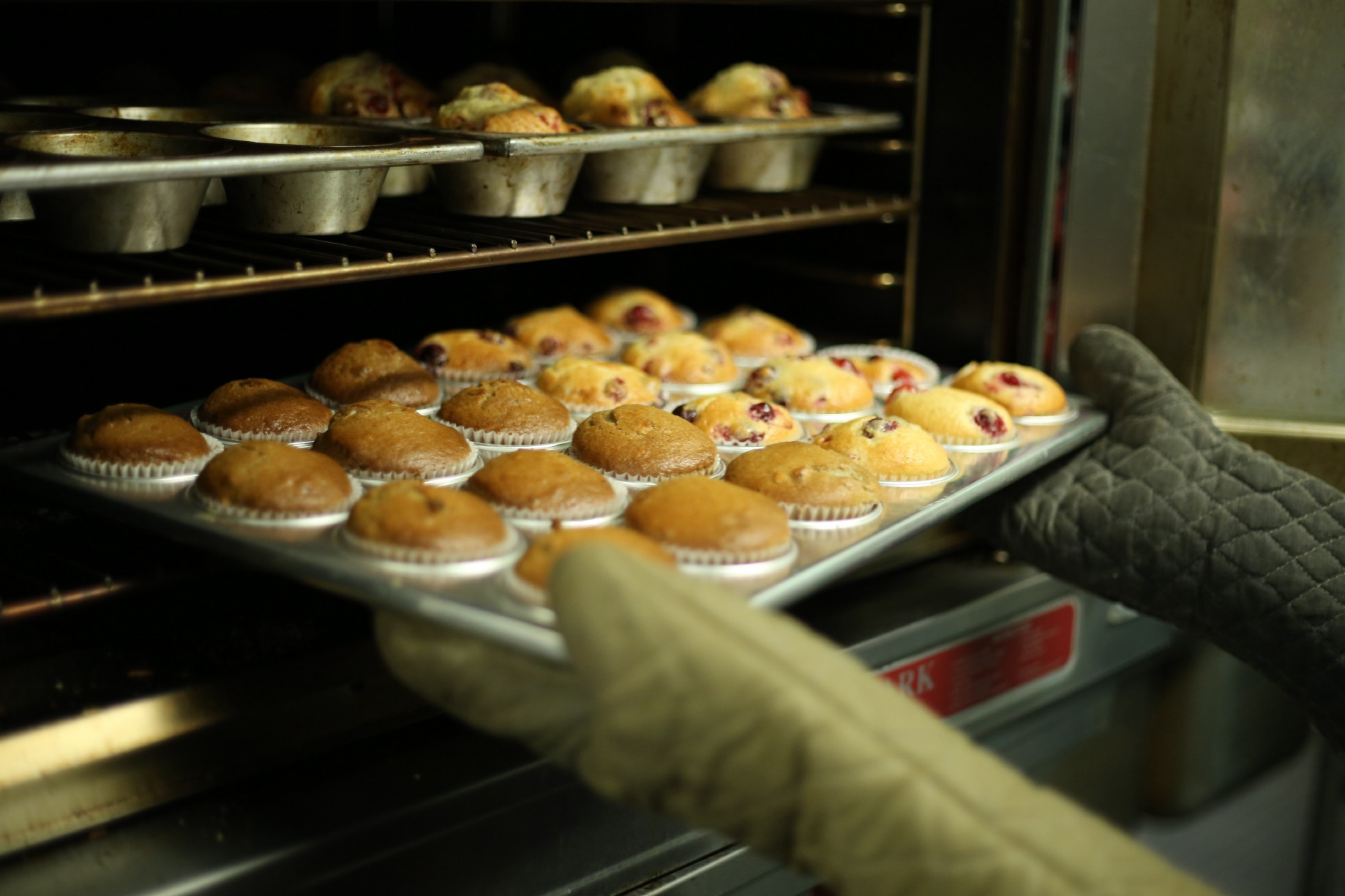 What can 32,000 muffins tell us about the best way to eat?