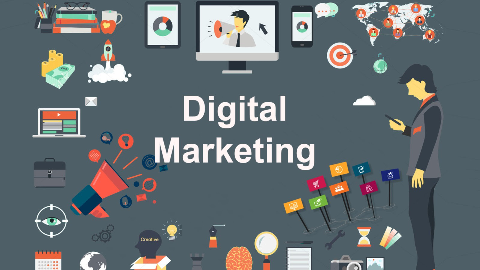 Image result for What Is Digital Marketing?
