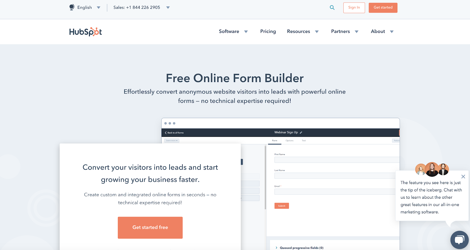 The 17 Best Form Builder Tools in 2018 - Woopra
