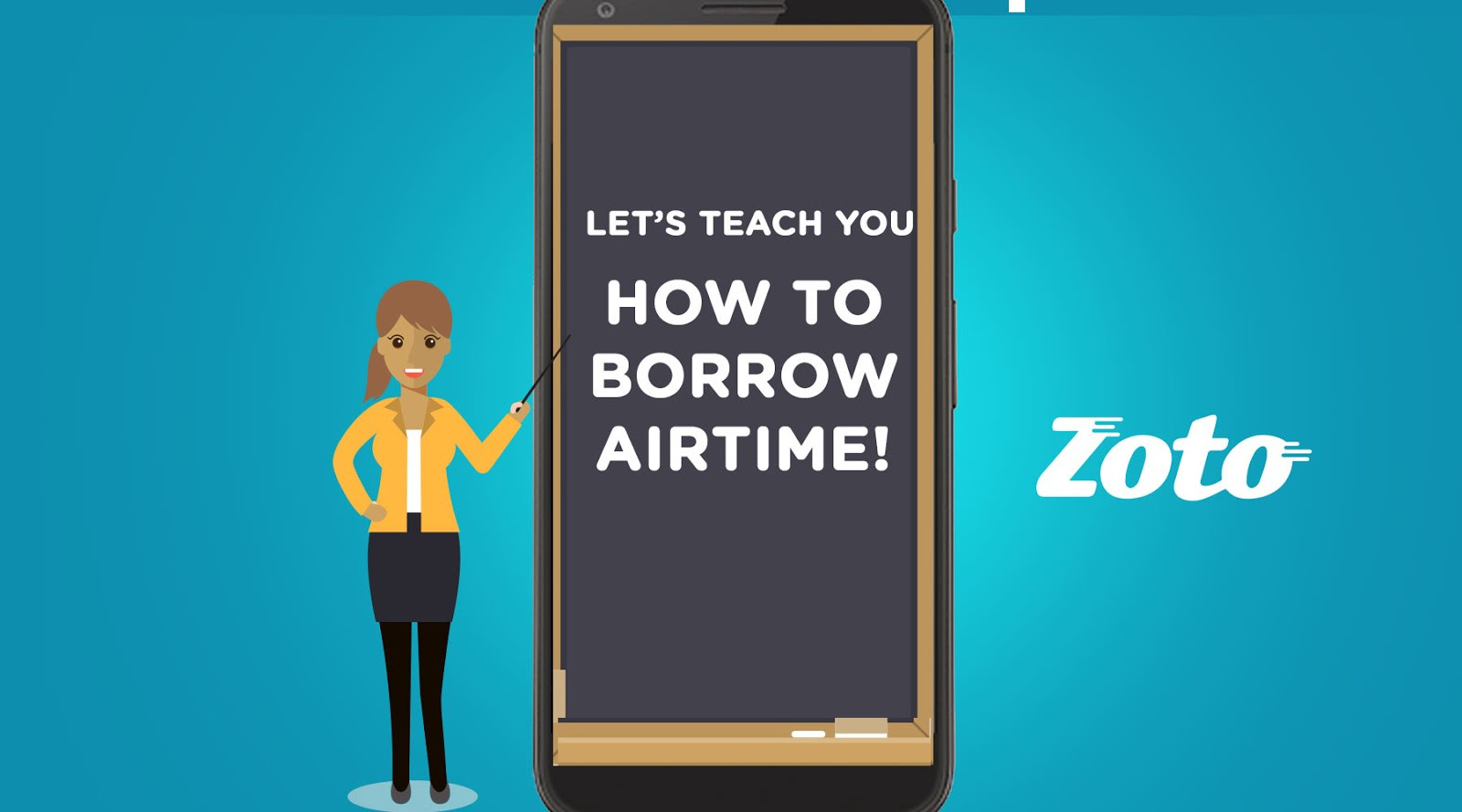 How to Borrow Airtime from MTN, Glo, Etisalat and Airtel