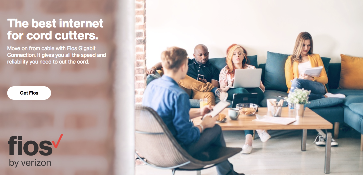 Verizon Fios — StatSocial's Guide to OTT Network Audiences