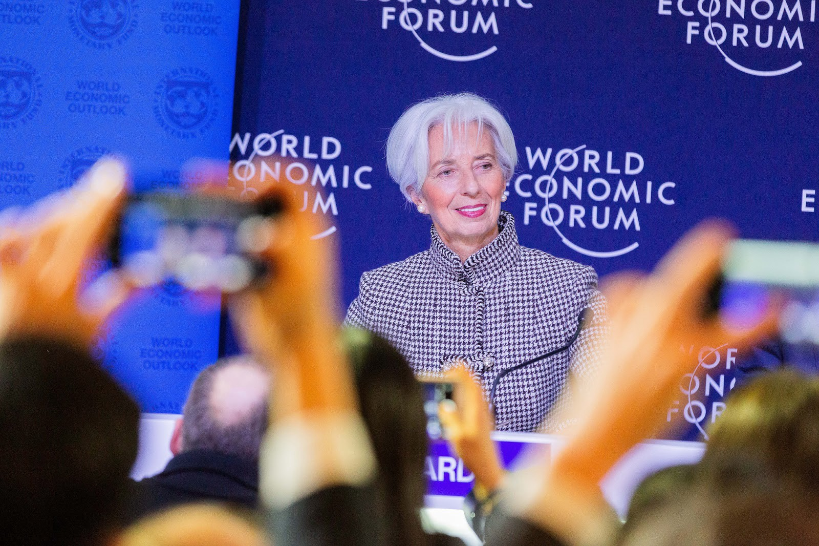 World Economy Slowing Amid Trade Tensions: IMF - Small Business, Big