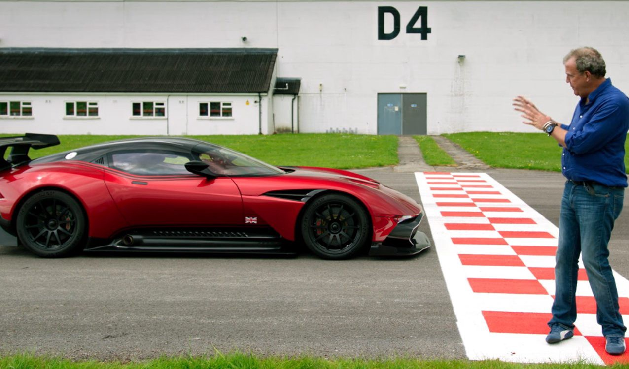 The Grand Tour The Aston Martin Vulcan Review By Topspeed One Medium