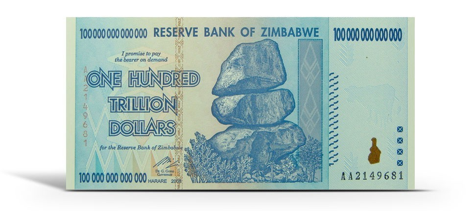 My Brother Went To Zimbabwe And All He Got Me Was 100
