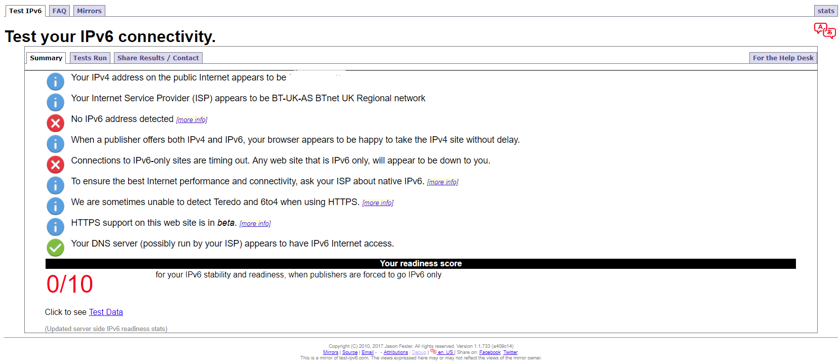 How to get IPv6 with a TP-Link Router on BT - Hoi Kay Li - Medium
