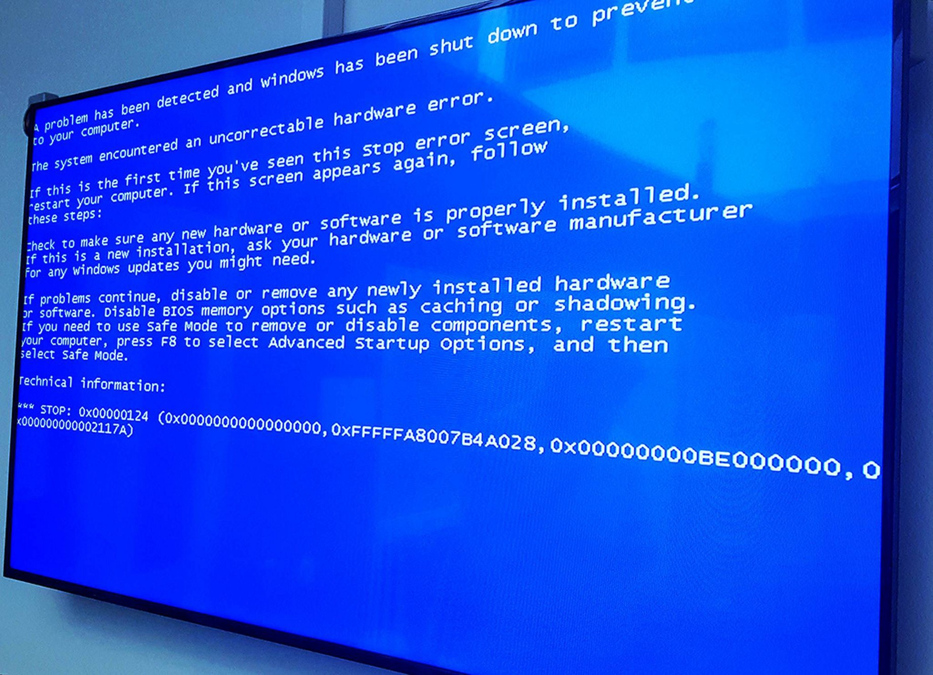 🔧 Windows 10 Blue Screen Error Codes & Solutions (All BSOD Errors