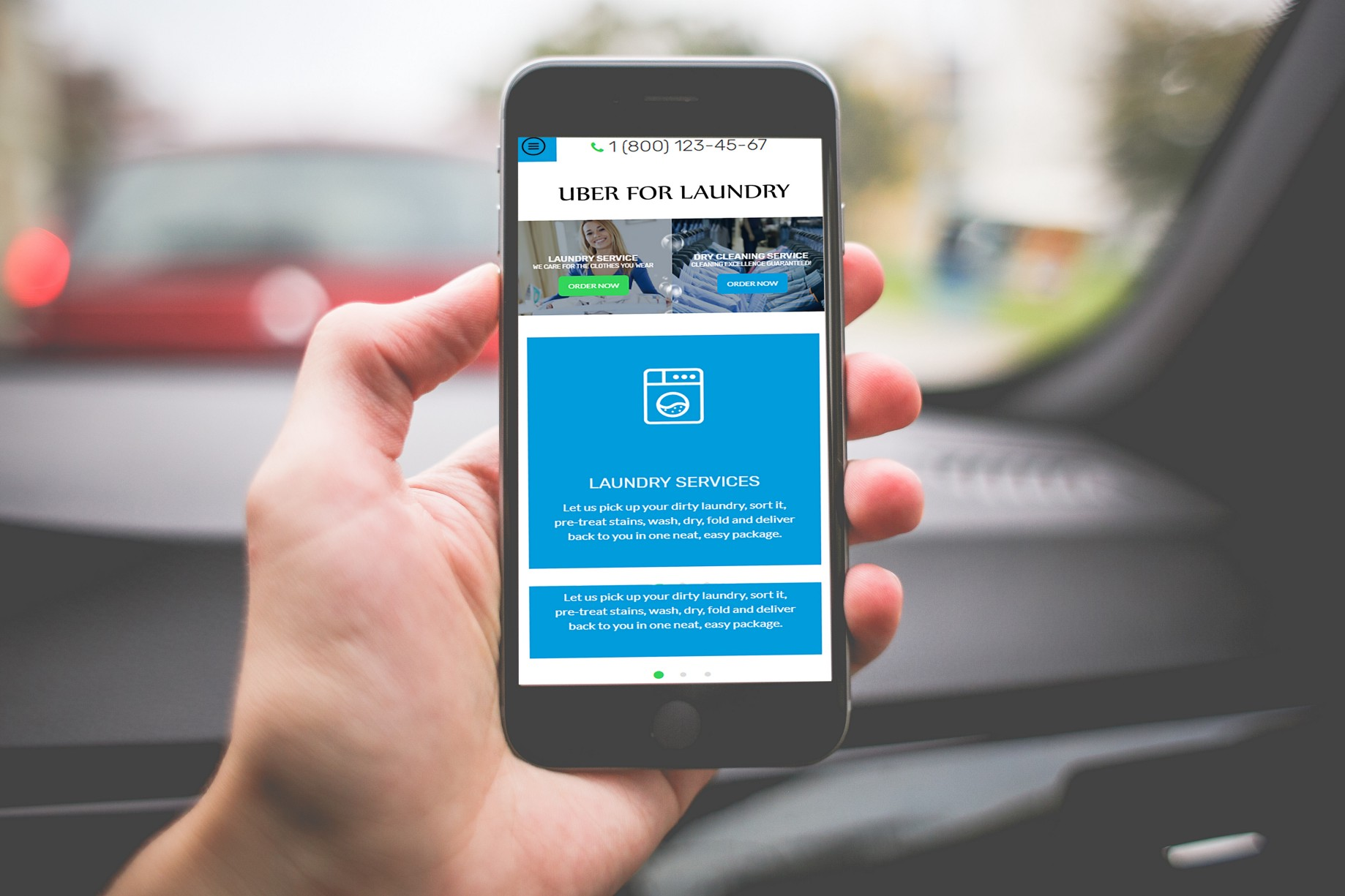 Get the Uber for Laundry script and add value to your business