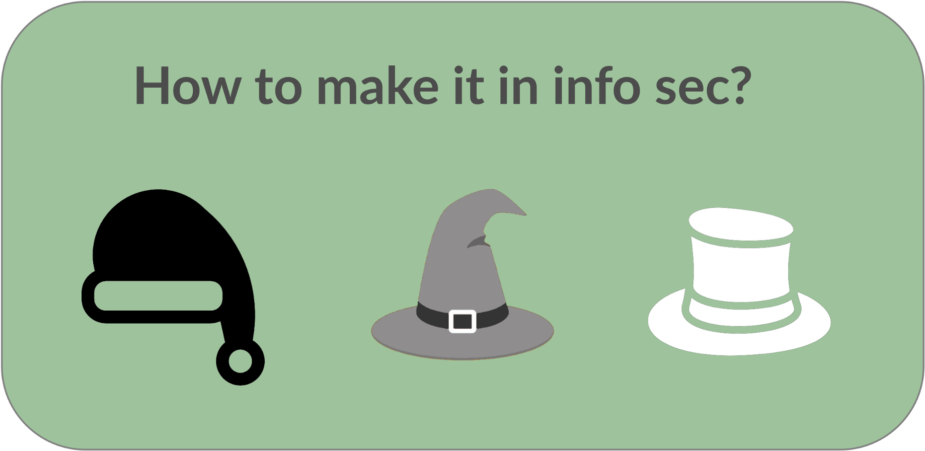 How to make it into info sec - ABOUT YOU TECH blog - Medium